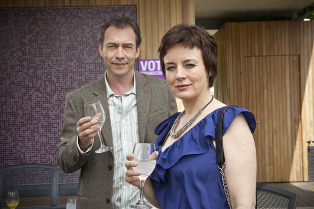 Midsomer Murders - Not in My Backyard - Main Characters/Roles