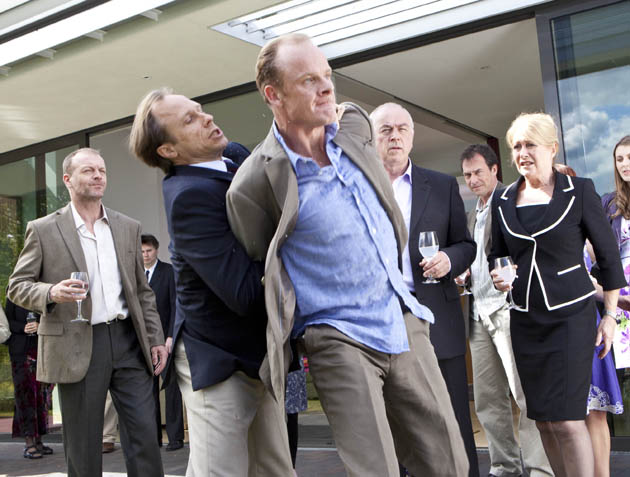 Midsomer Murders - Not in my Backyard - Detailed Synopsis