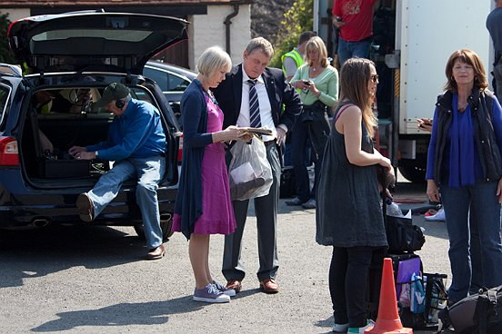 Midsomer Murders - On the Set - Not In My Back Yard