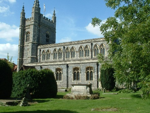 It Also Became The Church At St Mary Plea In Four Funerals A Wedding