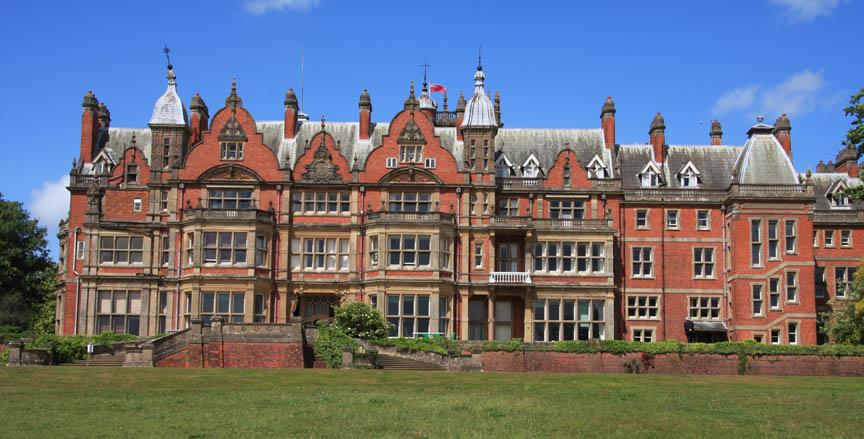 Midsomer Murders Locations Bearwood College Berkshire