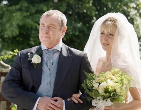 midsomer murders blood wedding