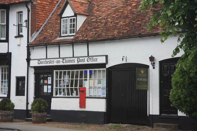 Midsomer Murders Locations Dorchester Oxfordshire