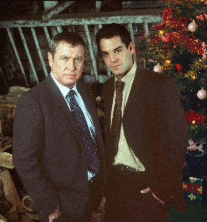Entertaining Christmas Cast.Midsomer Murders The Ghost Of Christmas Past