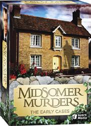 Midsomer murders merchandise usa dvd releases Midsomer murders garden of death