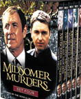 Midsomer Murders Merchandise Usa Dvd Releases