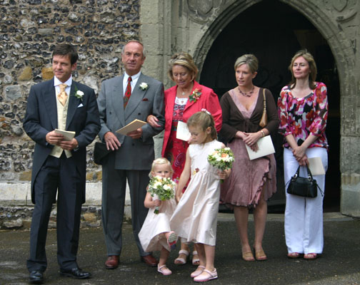 midsomer murders blood wedding main charactersroles